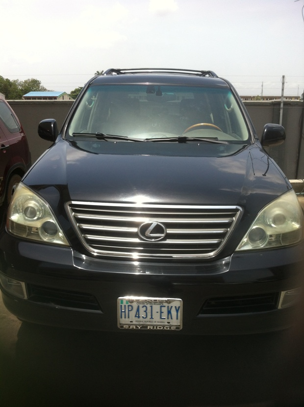 2003 lexus gx470 up for quick sale at reasonable price autos nigeria. Black Bedroom Furniture Sets. Home Design Ideas