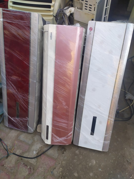 Come In For Your Used Air Conditioners Best Prices And