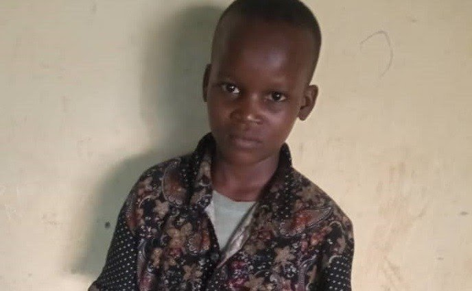 Child Kidnapped 2014 In Kano Found In Anambra