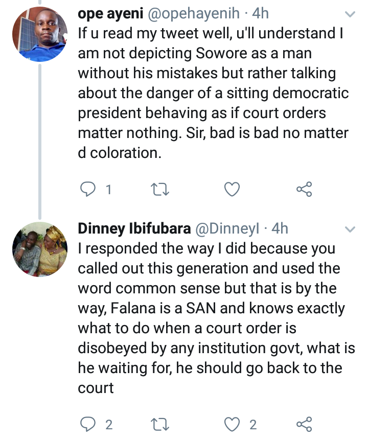 Help Us Tell Buhari To Release Sowore- SERAP Tells Donald Trump On Twitter