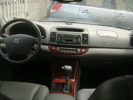 toks toyota camry xle 2006 model autos nigeria. Black Bedroom Furniture Sets. Home Design Ideas