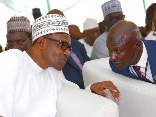Magu: Buhari Keeps Lobbyists In Suspense As Battle For EFCC Top Job Steps Up