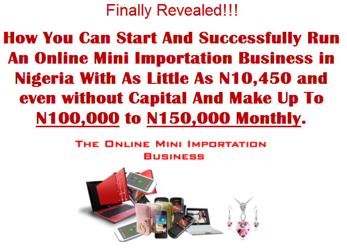 How to start a business in Nigeria with little capital?