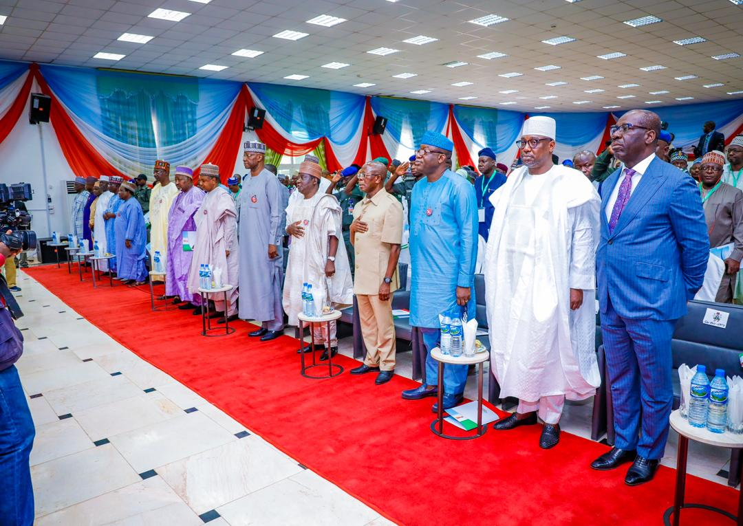 Simon Lalong Hosts APC Governors In Jos