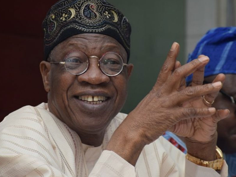 Return All Our Stolen Artifacts - Lai Mohammed Warns Foreign Nations
