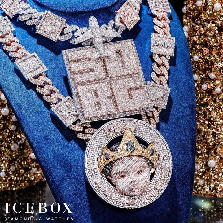 Davido Just Bought A New Jewelry Worth 150M