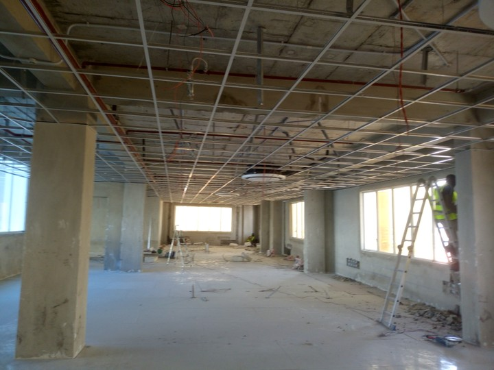 Suspended Ceiling And Installation Properties Nigeria