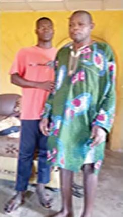 Dying Nigerian Policeman Cries Out For Help (Photo)