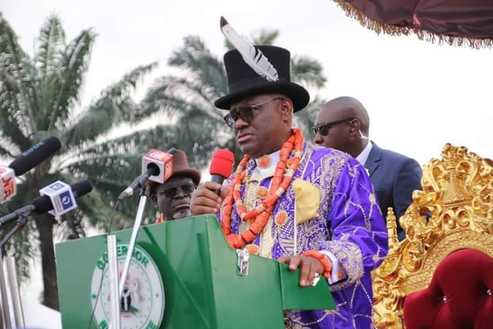 """Wike Conferred With The Title """"Dike Oha"""" Of Ikwerre Ethnic Group"""