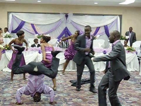 Photo Craziest Wedding Dance Steps You Ve Ever Seen Events Nigeria