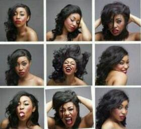 The Many Faces Of Ms Dominic - Celebrities - Nigeria