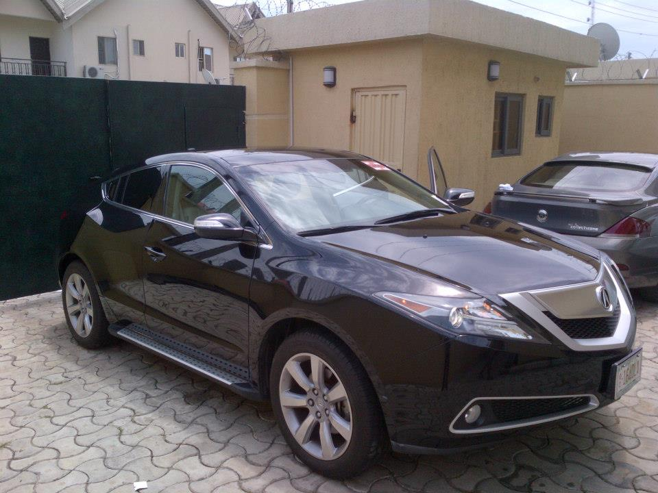 for sale 2010 acura zdx awd tech pkg asking price n10. Black Bedroom Furniture Sets. Home Design Ideas