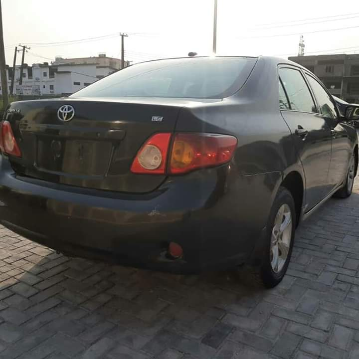 2009 Registered Corolla
