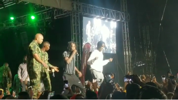 Naira Marley Performs In Anambra, Excites Crowd (Video) 3