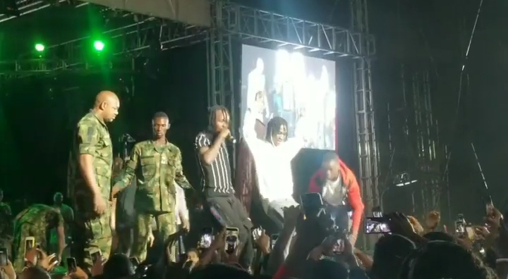 Naira Marley Performs In Anambra, Excites Crowd (Video) 4