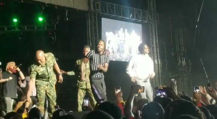 Naira Marley Performs In Anambra, Excites Crowd (Video) 2