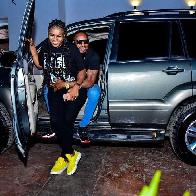 Aww: Kcee And E-money Gift Junior Pope A Lexus SUV (photos) 4