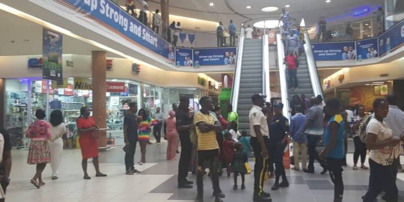 Real Humiliation: Woman Attacks Lady At Ikeja Mall For Trying To Snatch Her Husband From Her 3