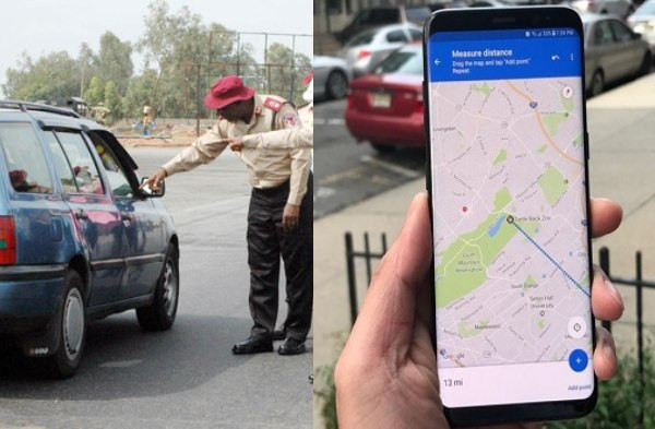 FRSC Gives Condition For Use Of Google Map While Driving