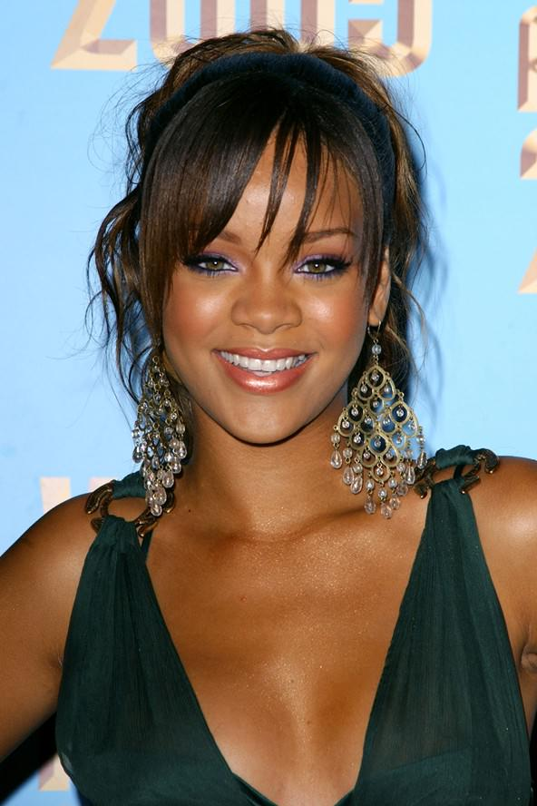 Rihannas Hairstyles Through The Years Fashion Nigeria