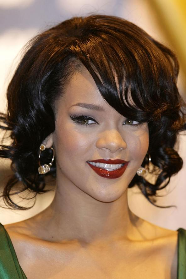 rihanna different hair styles rihanna s hairstyles through the years fashion nigeria 6948