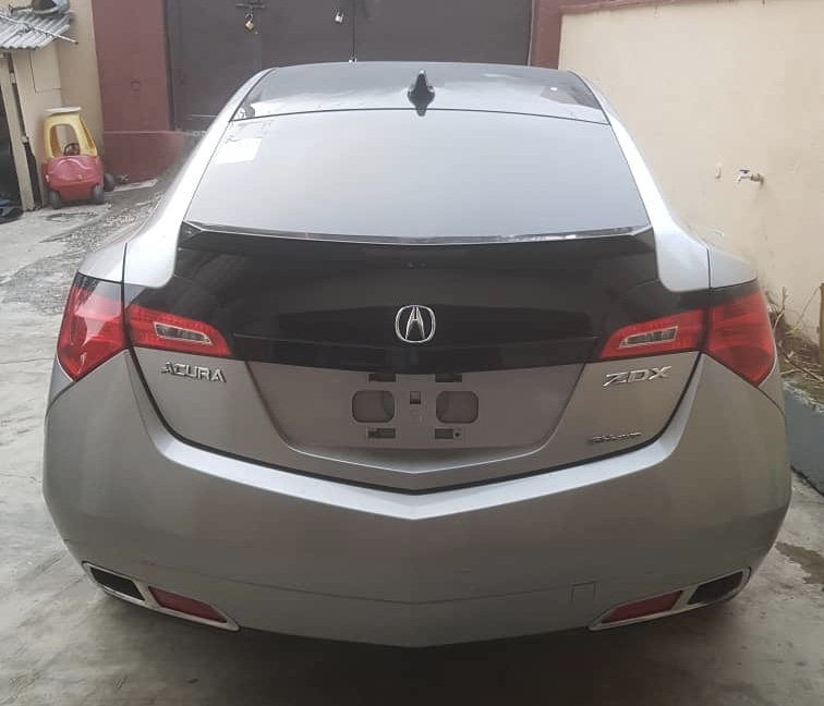 2011 Acura ZDX Toks Now For 5.5m