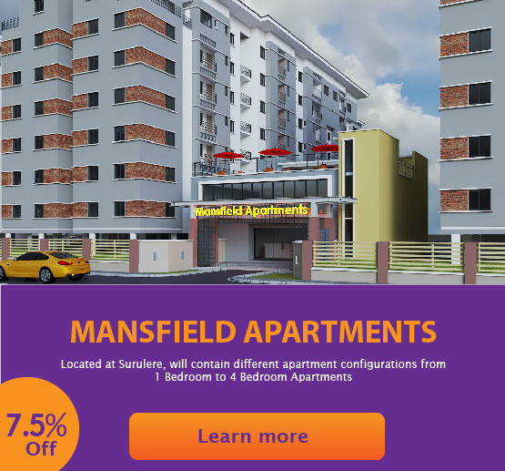 Mansfield Apartments: Promo Offer Mansfield Apartments Surulere For Sale