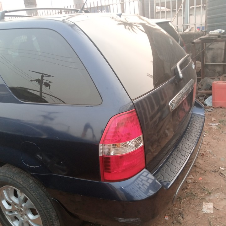 Foreign Used Acura Mdx 2003 Model 1.350m