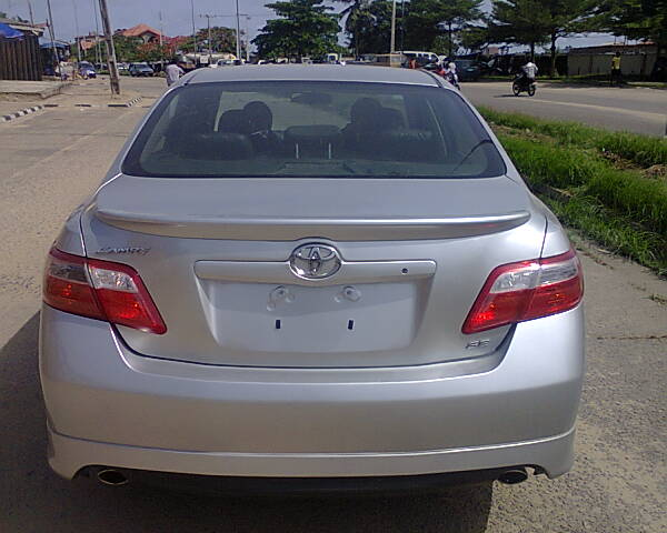 2008 toyota camry se with leather alloy wheels autos nigeria. Black Bedroom Furniture Sets. Home Design Ideas