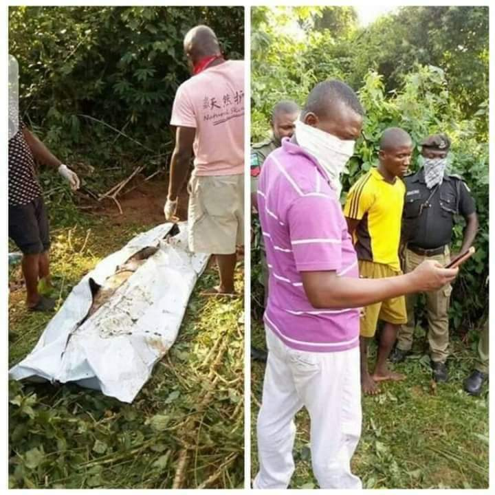 Image result for Man Kills And Buries His Best Friend In Ebonyi Because Of N3Million (Photos)