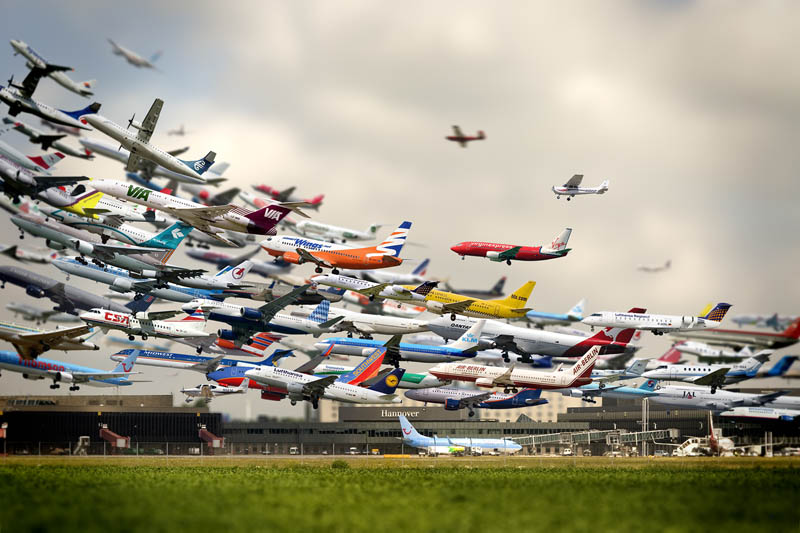 Many Planes Can Take Off At The Same Time, Same Airport - Travel - Nigeria