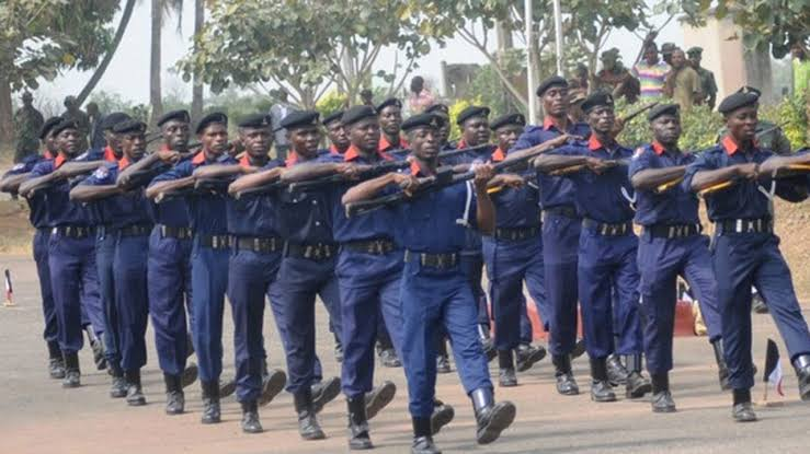 NSCDC bans display of Firearms at Public events