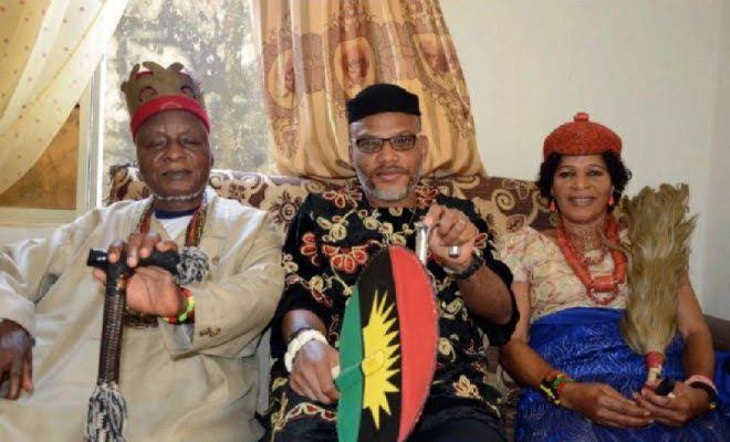 Image result for We Won't Allow The Burial Of Nnamdi Kanu's Parents If IPOB Attends