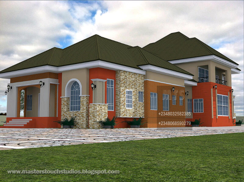 ... Designs For Nairalanders Who Want To Build - Properties (23) - Nigeria