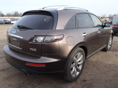 Used Infiniti Suv >> Infiniti Fx35 Suv Jeep 2006 Model At Affordable Prices ...