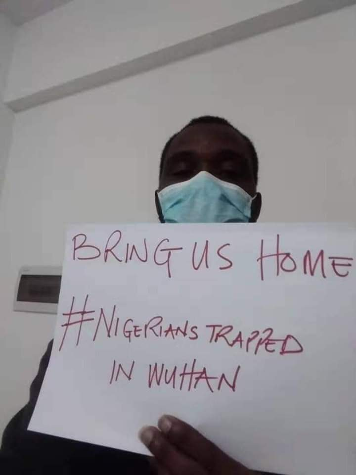 #Coronavirus: Nigerians Trapped in China cry out for help
