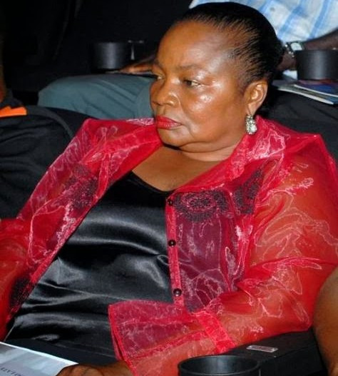 Nollywood Actress, Patience Oseni Is Dead! Battled Stroke