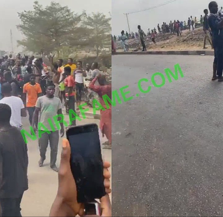 SARS Officers In Ogun Shoot 2 Traders While Chasing Yahoo Boy