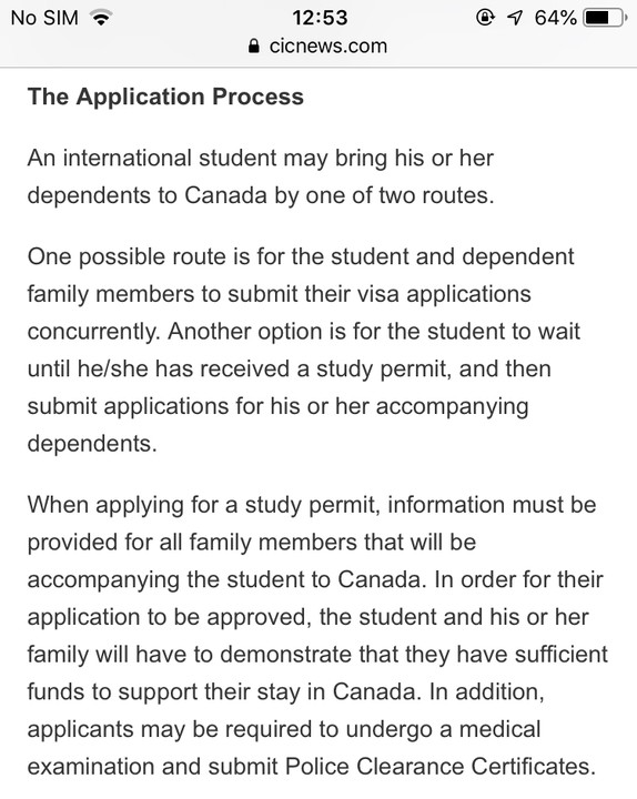 Canada Spouse Open Work Permit Sowp