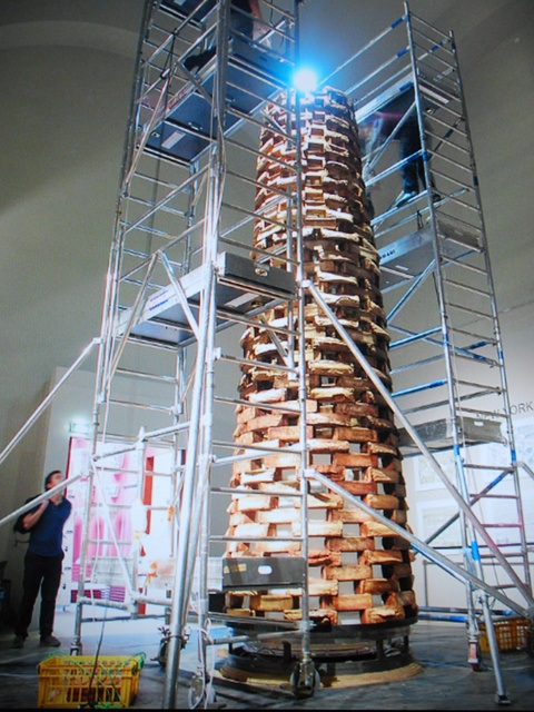 Tallest Cake In Africa By Tosan - Food (2) - Nigeria