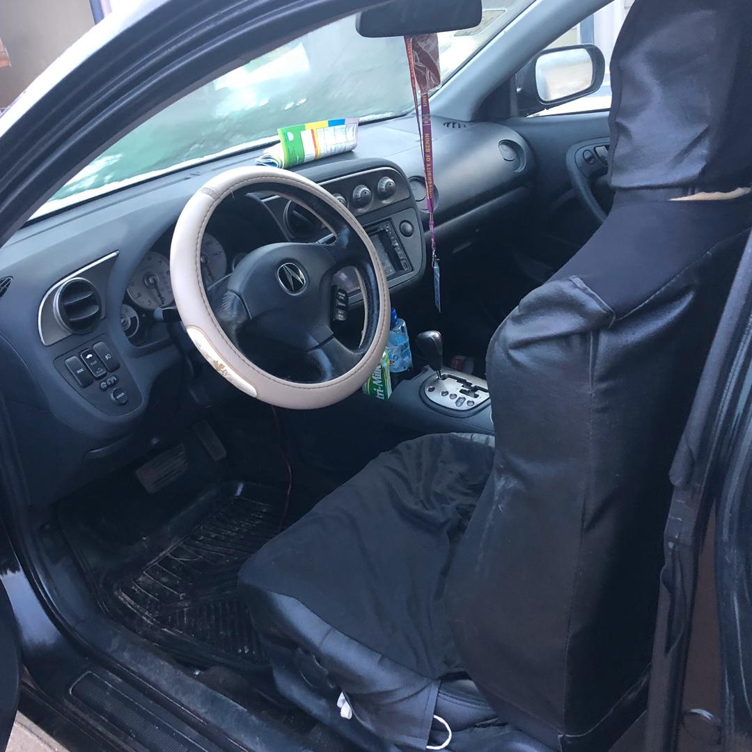 A Perfectly Working Two Door Automatic Acura RSX For