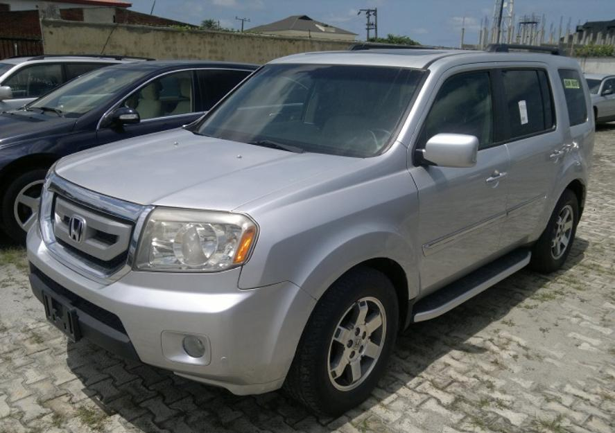 2009 honda pilot touring for sale at 2 9 million call 07038637248 autos nigeria. Black Bedroom Furniture Sets. Home Design Ideas