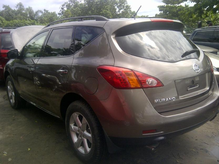 2010 nissan murano for sale at 2 5 million call 08142794828 08142794785 autos nigeria. Black Bedroom Furniture Sets. Home Design Ideas