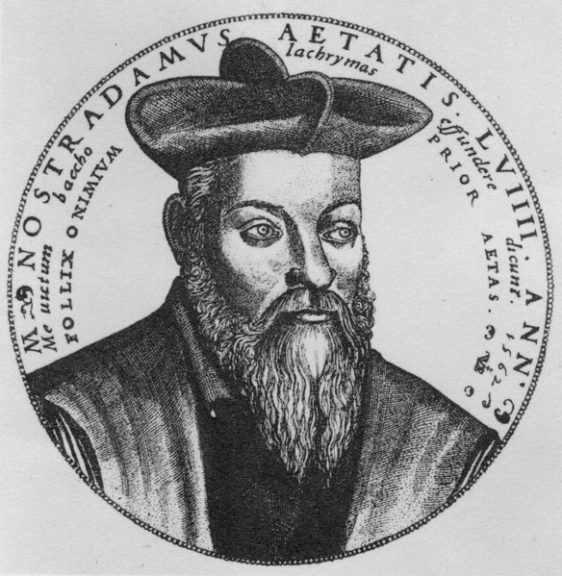 8 Truth Nostradamus Prediction And Prophecy That Has Come
