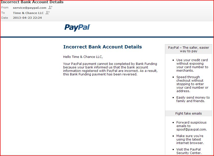 how to delete paypal account without logging in