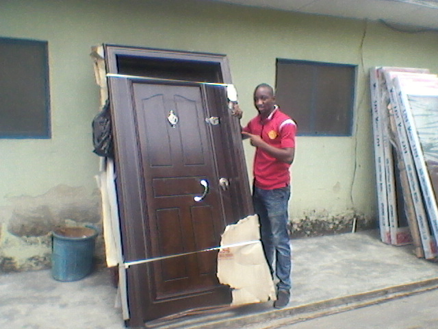 3ft 9inch Turkey Doors Going For A Good Price Of 70000, Call Donald  07062764235   Properties   Nairaland