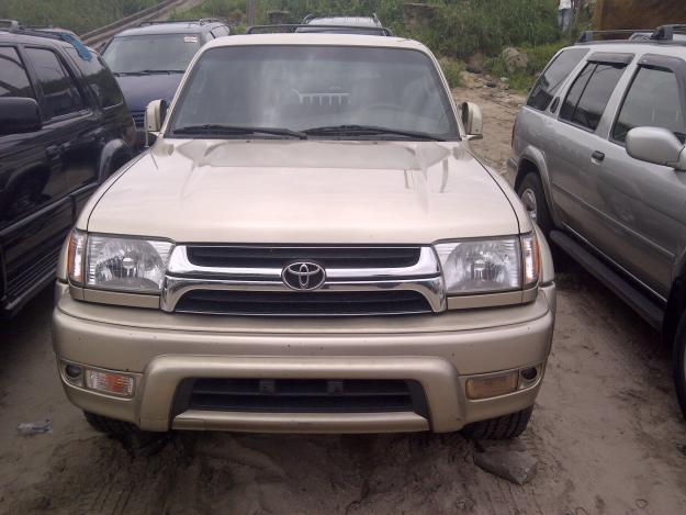 2002 Toyota 4runner For Sale At 1 5 Million Call