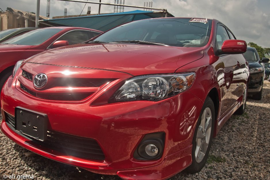 Tokunbo Toyota Corolla S 2013 For Sale At 4 5 Million Call