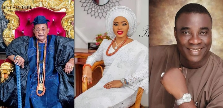 Alafin Of Oyo Allegedly Sends Wife Out Over Allegations Of ...