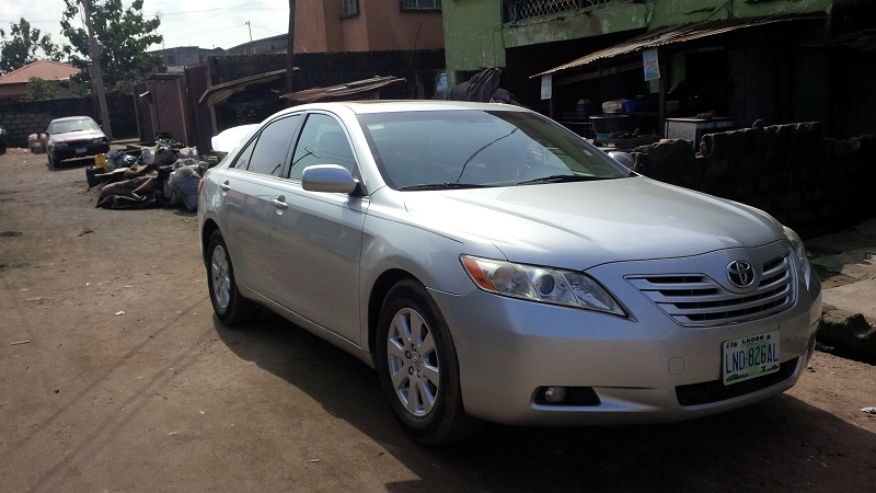 very clean reg toyota camry 2006 model muscle for urgent sale buy and drive autos nigeria. Black Bedroom Furniture Sets. Home Design Ideas